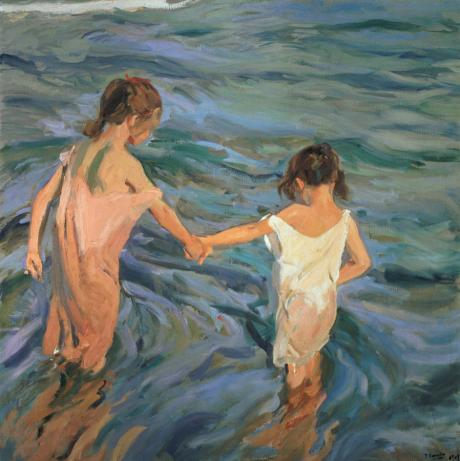 Children In the Sea