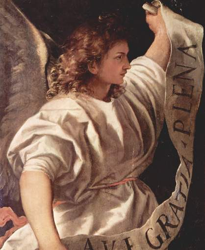 Titian Angel