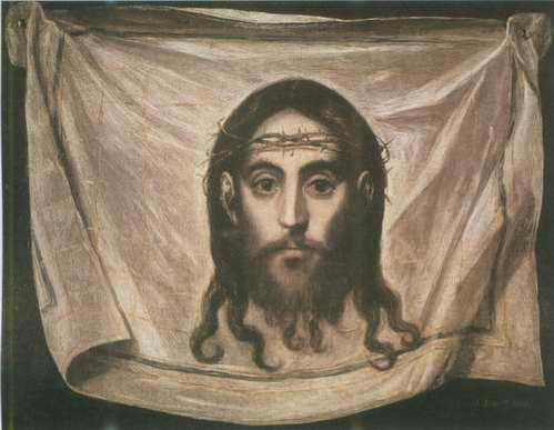 el greco - christ
