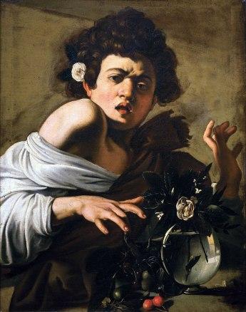 Caravaggio - Sick Bacchus