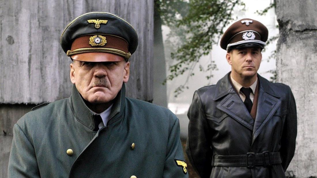 Hitler, Downfall